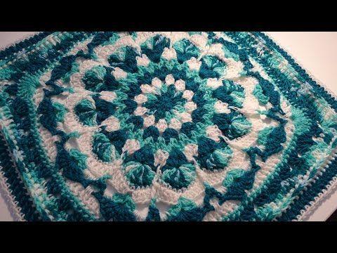 17 Best ideas about Beginner Crochet Blankets on Pinterest ...