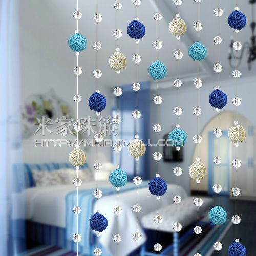 Door Beads Beaded Curtains Promotion-Online Shopping for ...