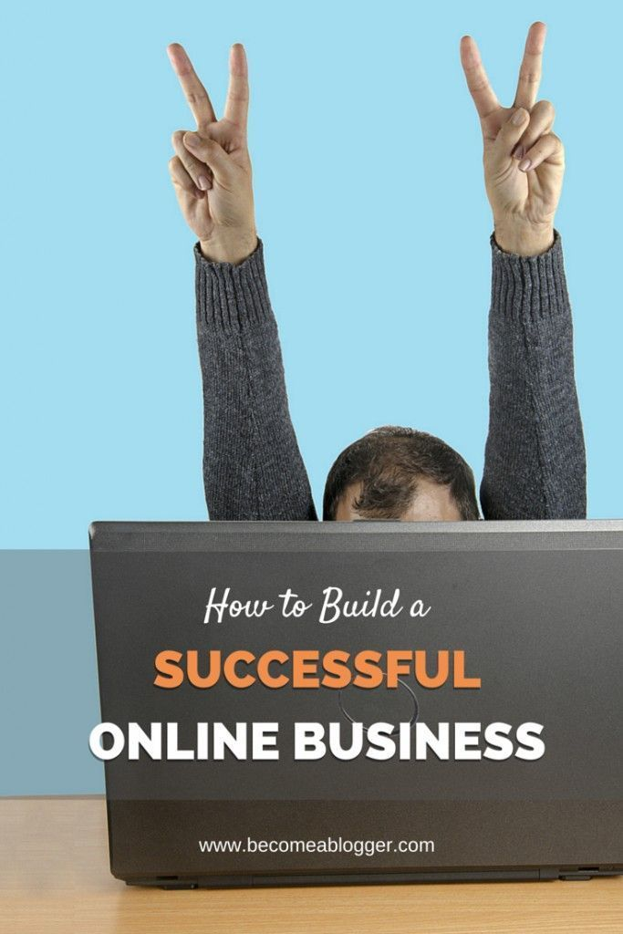 205 How To Build A Successful Online Business | Become A Blogger