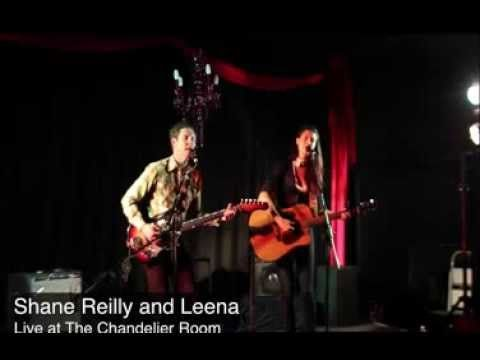 A musical match made in heaven. Listen to this beautiful song written and performed by Shane Reilly.  www.chandelierroom.com.au/videos/shane-reilly-and-leena/