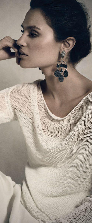 Sarah Pacini...  #inspiration_knit  #diy GB ...