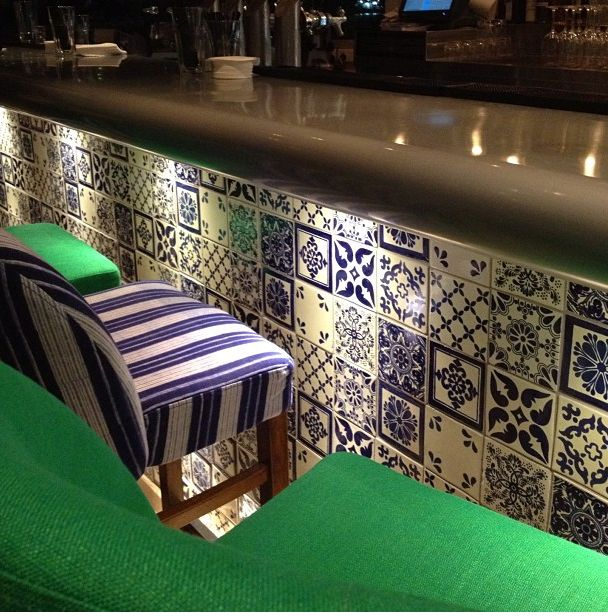 629 best restaurant interiors handmade tiles images on pinterest restaurant interiors restaurant design and cafe restaurant - Blue Restaurant Ideas