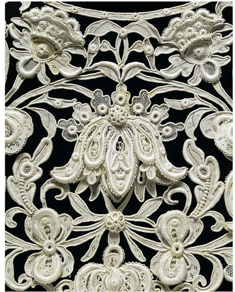 Viennese lace