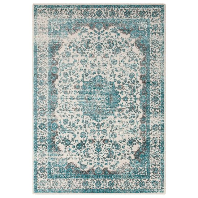Surya Aberdine Blue Low Pile Rug Great Ideas