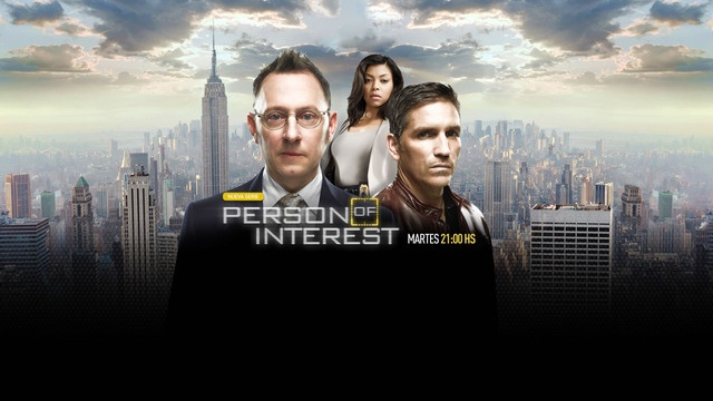Person of Interest - great show, gotta watch it every Thursday!