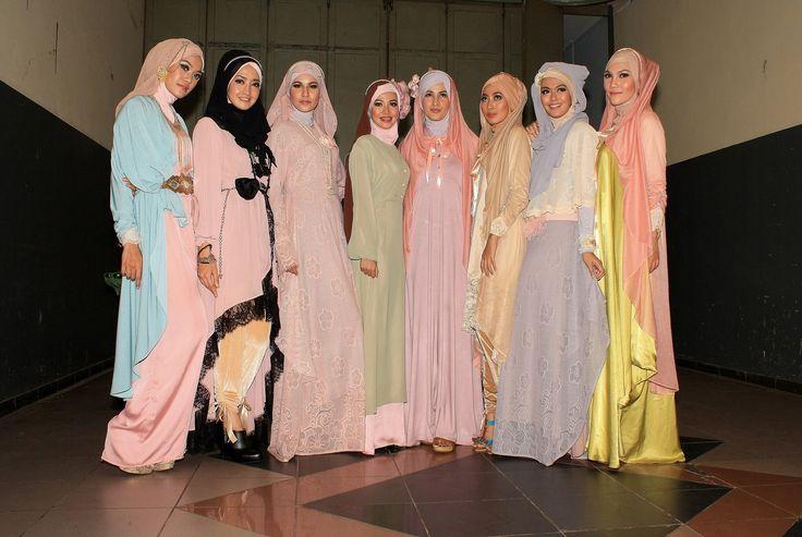 Fashion Show Bandung Hijab Fast #Liasoraya
