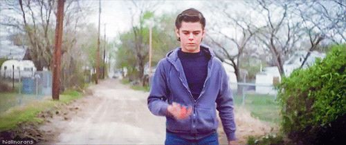 """""""Ya know,"""" Mercy began as she walked alongside Ponyboy along the street, on their way back to his place from the movie house. Pony was noisily playing with a rubber ball in his hand. """"That movie wasn't all that great."""" She sighed. The boy looked at her and scoffed, """"Please, you wouldn't know a good movie even if it hit ya on the head."""" He chuckled."""