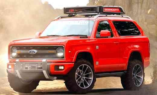 2020 ford bronco price canada