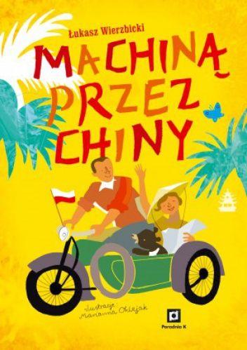 Okładka książki Machiną przez Chiny