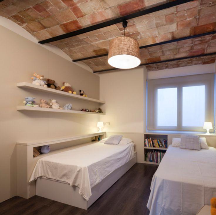 #Dormitorio #Niños #moderno #decoracion via @planreforma # ...