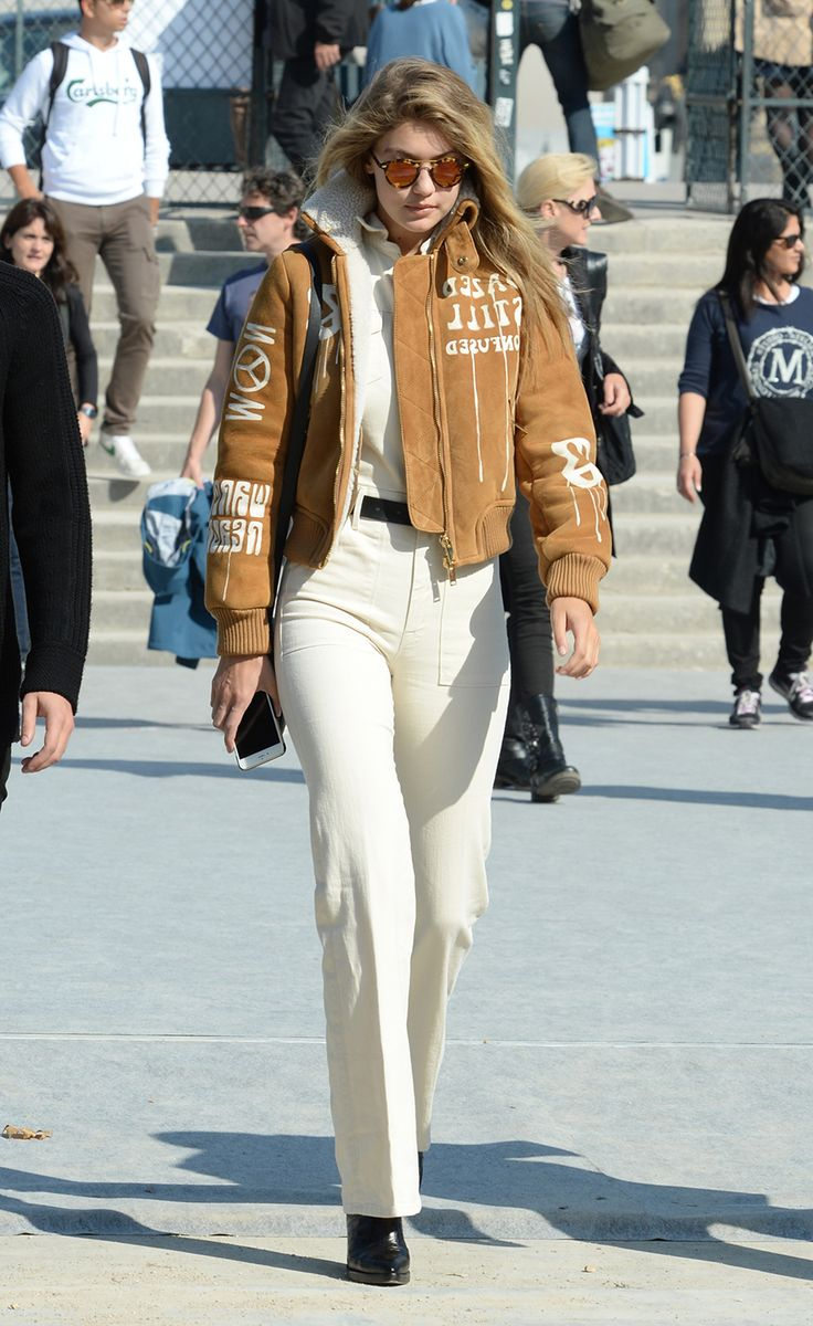 The Best Celebrity Street Style From Paris Fashion Week