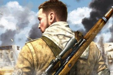 Sniper Elite III - Plaza