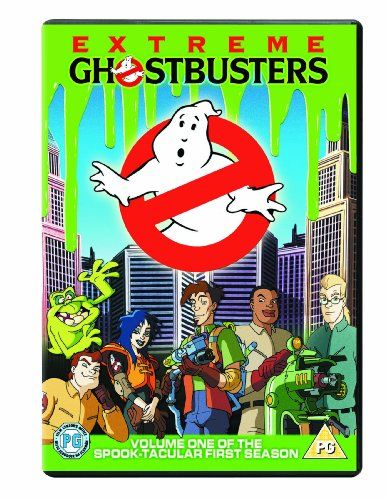 From 0.50 Extreme Ghostbusters [dvd]
