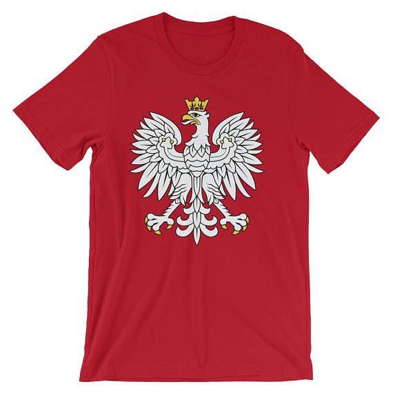 Polish Eagle Shirt Polish Coat of Arms Shirt Polish Gift