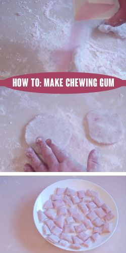 Tired of Buying So Much Gum? Learn How to Make Your Own at Home