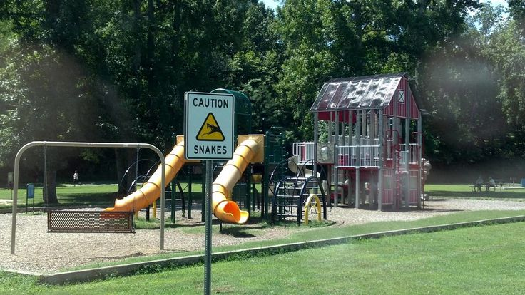 17 Playgrounds That Truly Suck