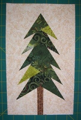 Paper Pieced Trees Bing Images Paper Piecing