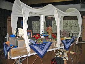 Western Wedding Reception Decorations | ... Wedding | Chuckwagon for Appetizers or Dessert : Unique Wedding Ideas