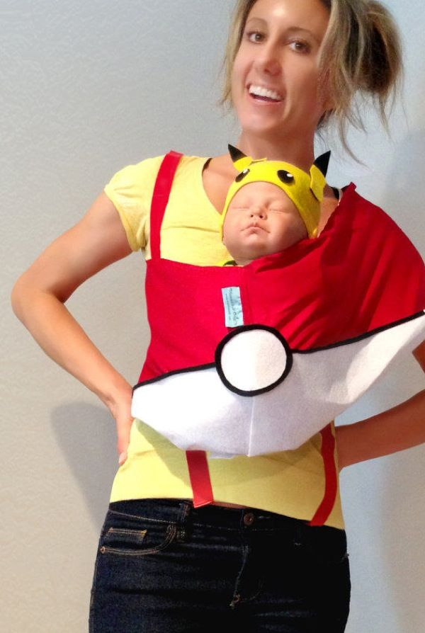 Best 25 baby carrier costume ideas on pinterest baby costumes 35 ideas to turn your baby carrier into a great halloween costume solutioingenieria Gallery