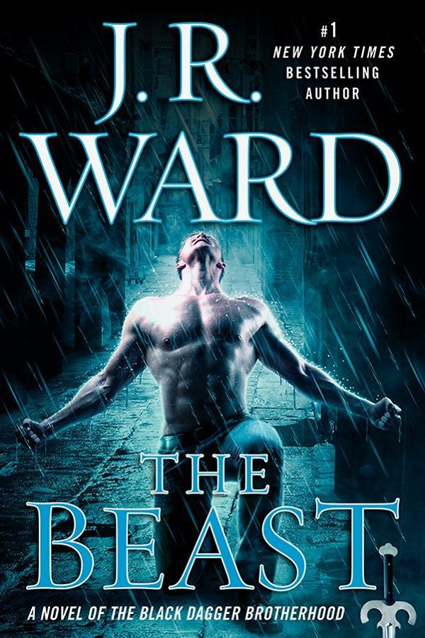 The Beast by J.R. Ward | Black Dagger Brotherhood, #14 | Release Date April 5, 2016 | Genres: Contemporary Romance, Erotic Romance, Paranormal Romance