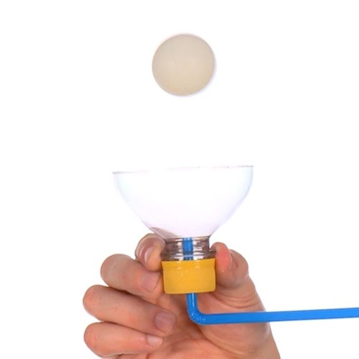 Floating Ping Pong Ball | Experiments | Steve Spangler Science