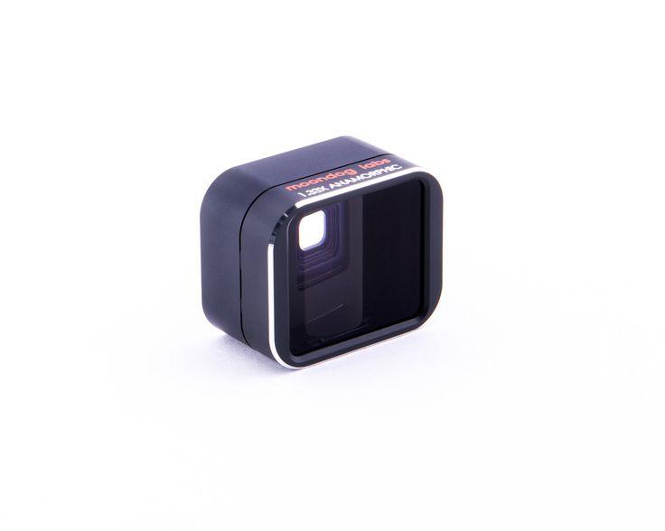 1.33Xアナモルフィックアダプターレンズ -  iProレンズシステム用(iPhoneのみ)