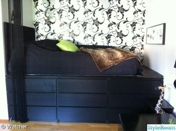 förvaring,förvaring under säng,smart förvaring,säng,förvaringslösning