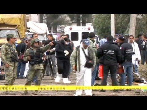 TV BREAKING NEWS Mexique : 13 morts dans l'explosion de feux d'artifices - http://tvnews.me/mexique-13-morts-dans-lexplosion-de-feux-dartifices/