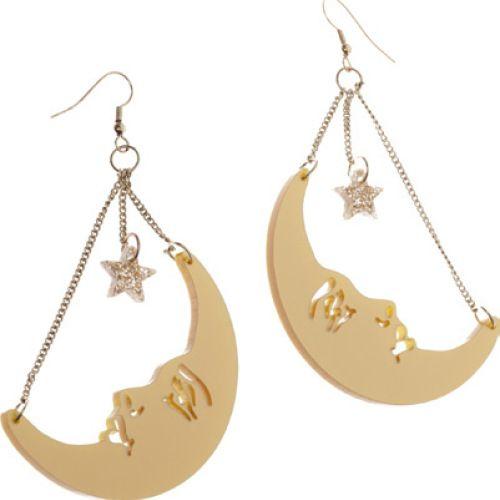La Luna Earings