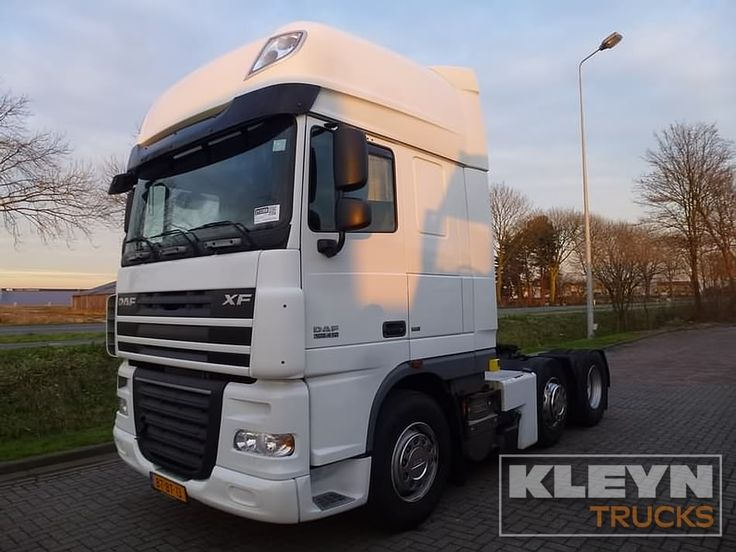 For sale: Used and second hand - Tractor unit DAF XF 105.410