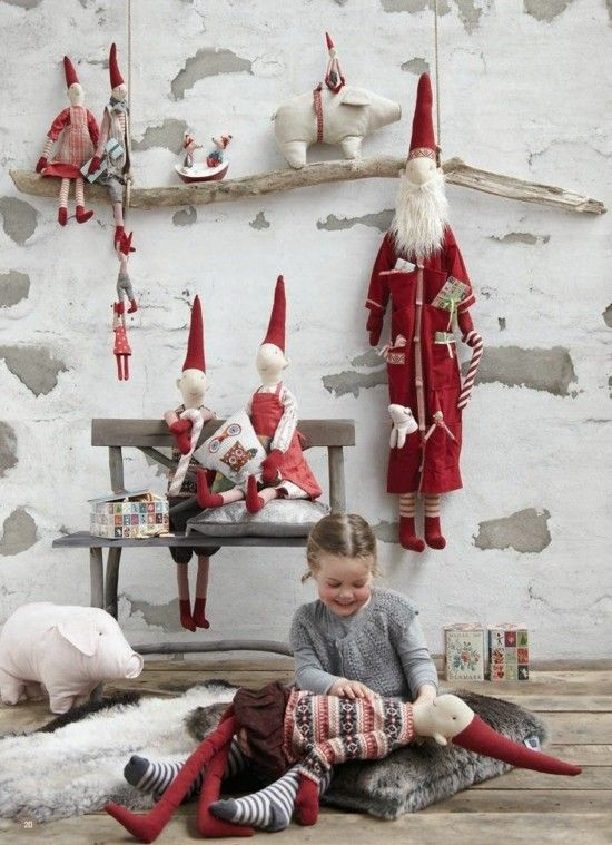 99 Ideen Fur Skandinavische Weihnachtsdeko Weihnachtsdekoration