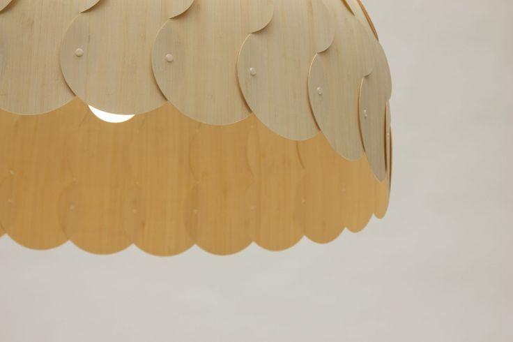 Beau Light / David Trubridge for Essenze