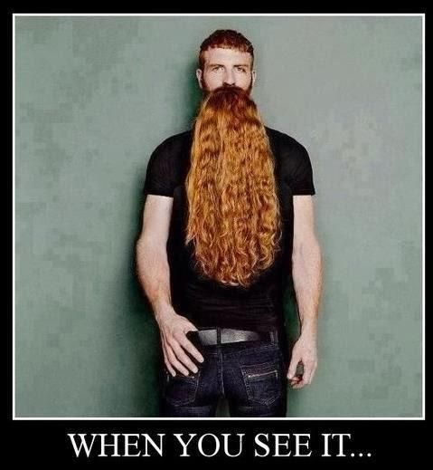 when you see it.. HA HA