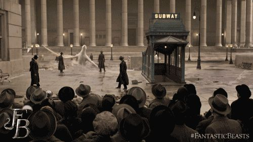 Prepare yourself for the beasts are coming….#FantasticBeasts