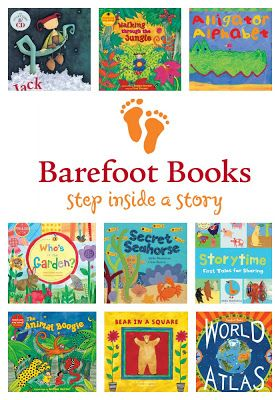 How you can Become an Ambassador for Barefoot Books!