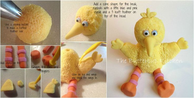 How to make big bird