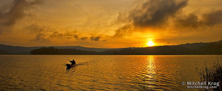 Rowing To Work Uganda by Mitchell Krog on 500px
