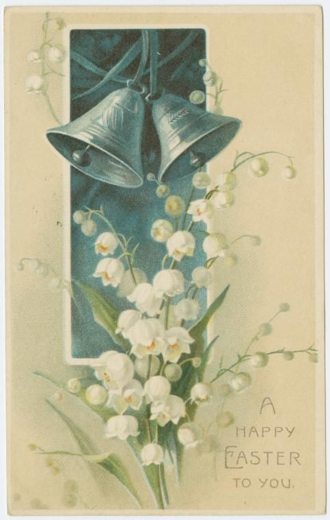A happy Easter to you. (1907)