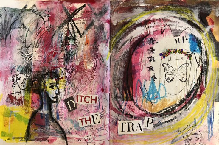 Validation is an inside job don't be fooled and trapped looking elsewhere you'll only hurt more   Ruby Jude Art Journals