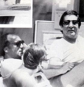Joe Pistone (vlevo) & Dominick Napolitano