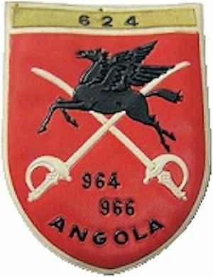 Companhia de Cavalaria 624 do Batalhão de Cavalaria 627 Angola 1964/1966