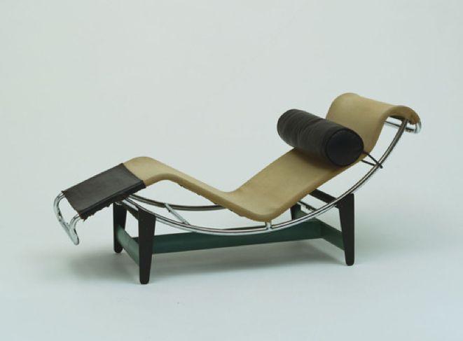 Chaise Longue LC/4 (1928)   Jeanneret, Le Corbusier et Perriand