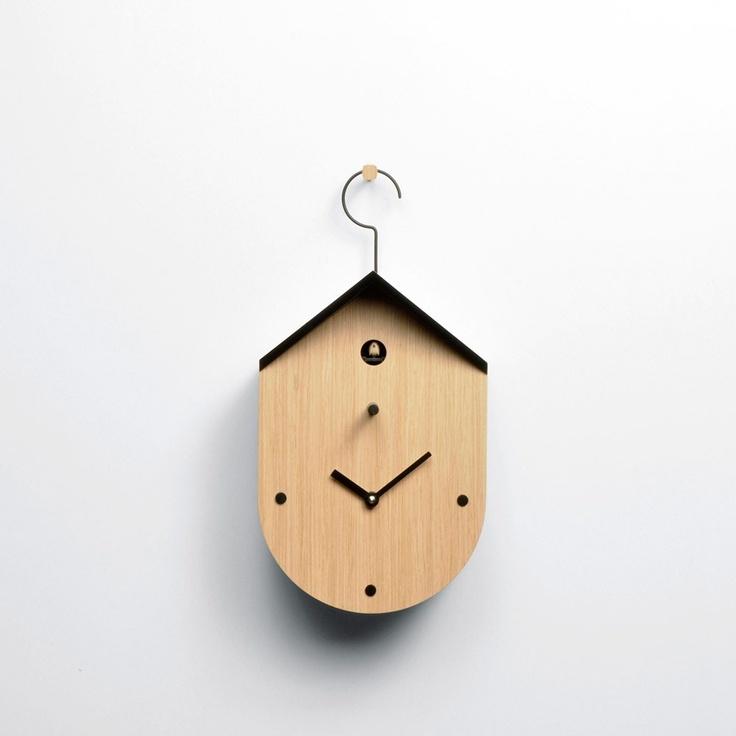 reloj de pared de cucko moderno para decorar nuestro hogar o nuestra oficina de la marca