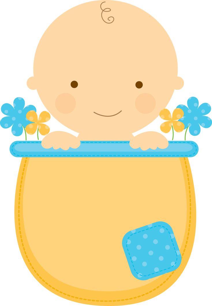 Flowerpot Babies - ClipArt.BabyinFlowerpot_Boy.png - Minus