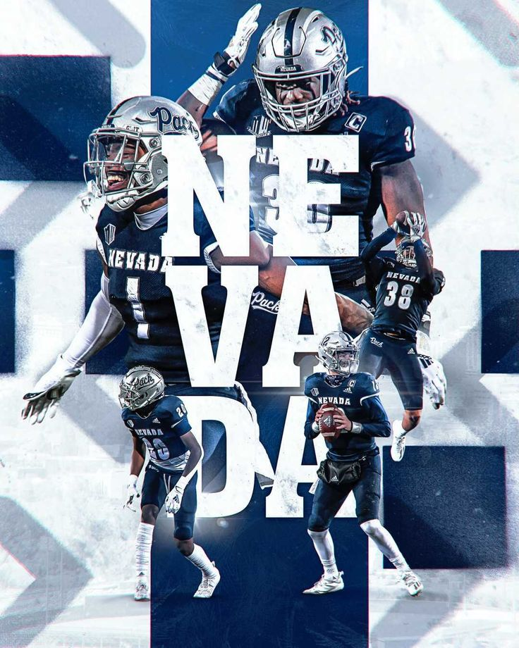 Nevada in 2021 sports graphic design sports wallpapers