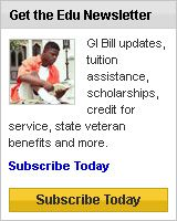 Learn to Use Your GI Bill and Get the Military Education Newsletter  http://www.military.com/education/gi-bill/learn-to-use-your-gi-bill.html?ESRC=education.nl