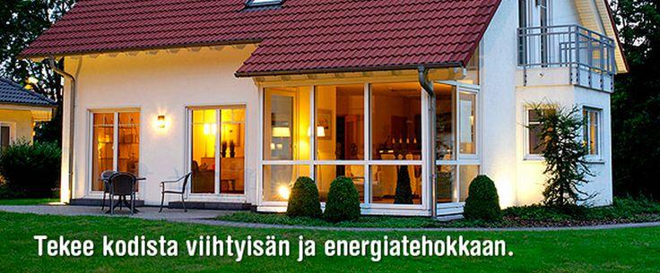 Talomat Light Järjestelmän keskeisin toiminto on älykäs valaistuksen ohjaus, jonka lisäksi järjestelmään voidaan liittää myös muita ominaisuuksia.
