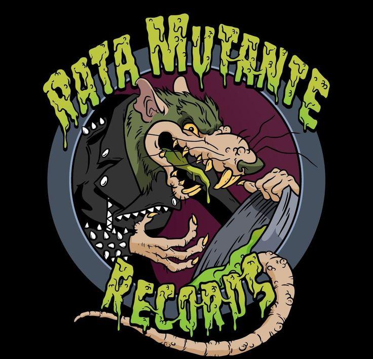 ArtStation - Rata mutante records, Crhistian Giuseppe