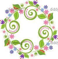 Diddybag Set 12905 - Sugar & Spice Quilt
