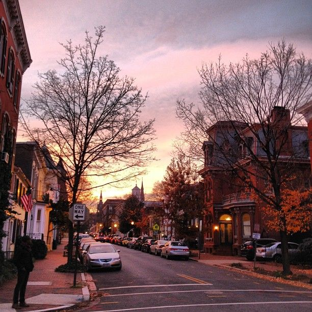 Georgetown , Washington DC